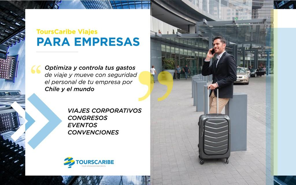 Servicios turísticos para empresas