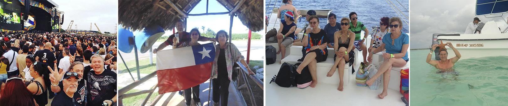 giras de estudio, vacaciones de adultos mayores, mujeres viajeras