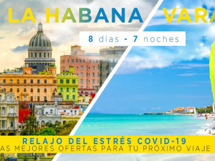 Combinados Habana Varadero