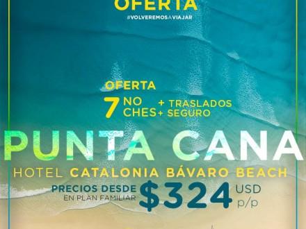 CATALONIA BAVARO BEACH - punta cana